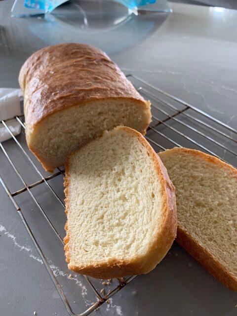 mom basic bread recipe results